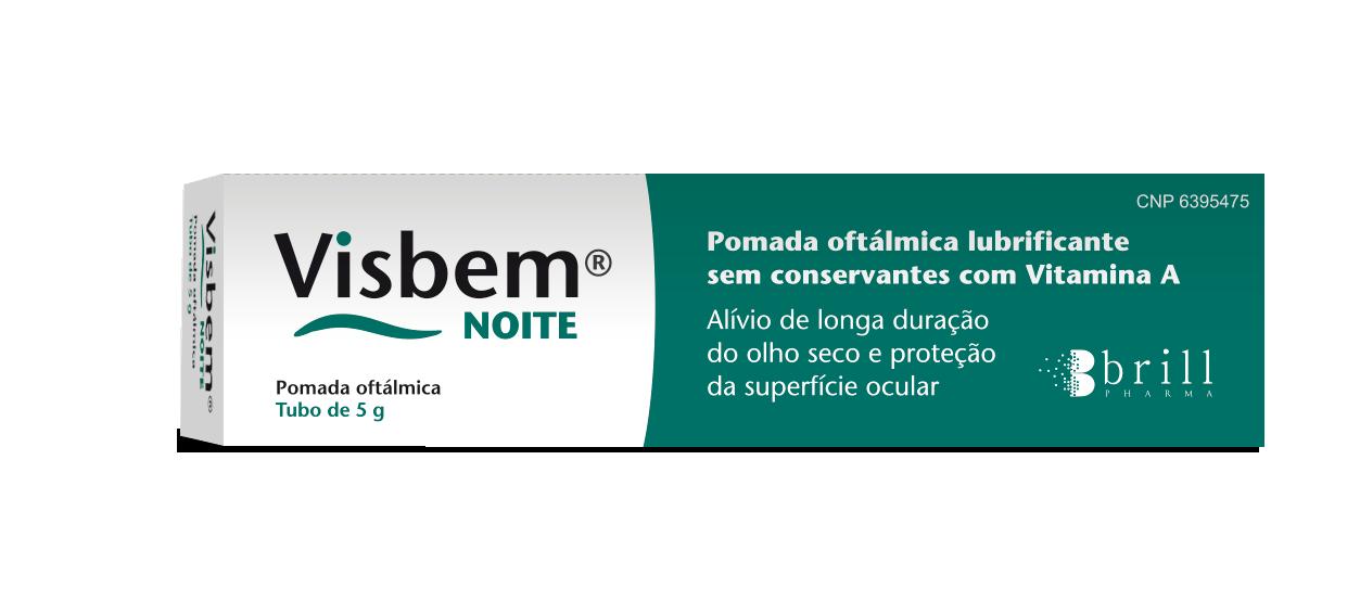 VISBEM® NOITE Pomada Oftálmica